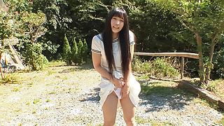 CATWALK POISON DV 29 A Shaved Pussy Student : Yui Kasugano - Video Scene 3