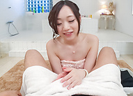 Superb Japanese teenage porn with Mao Sena