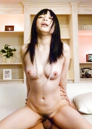 Hina Maeda Asian has nipples roughly squeezed before big bonking