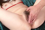 Soft BDSM action with japanese milf Asuka Mimi Photo 10