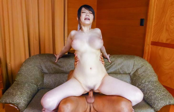 Steamy Japaneseav model Rie Tachikawain perfect hardcore japanese pussy, hot asian girls
