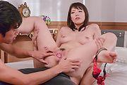 Nao Mizuki fucked and made to swallow in threesome Photo 6