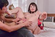 Nao Mizuki fucked and made to swallow in threesome Photo 7