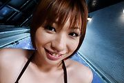 Adorable Mami Yuuki receives warm stimulation Photo 7