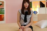 Two guys bang and cream Hinata Tachibana in group sex Photo 1