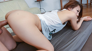 Asian cumshot on kitty after wild sex adventure on cam | Japanese Porn Updates
