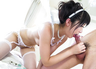 Young Asian creampie show with...