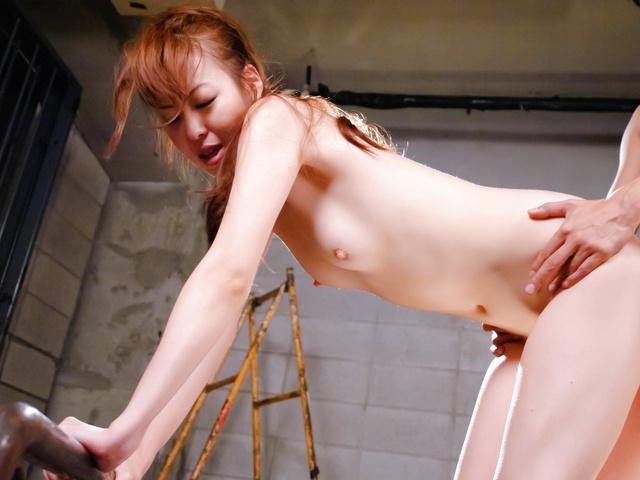 Gorgeous MILF Misato Sakurai Licked And Fucked Photo 11