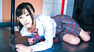 Naughty Teen Chika Ishihara Led To Suck A Cock
