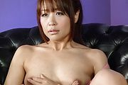 Asian milf pron with insolent Japanese doll Maika  Photo 6