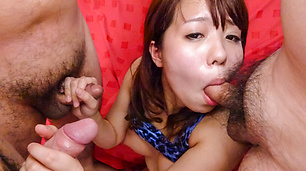 S Model 75 ~Cream Pie into a Runaway Girl ~ : Miyu Kaburagi (Blu-ray) - Video Scene 3