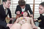 Nanami Hirose amazes with beautiful Asian blowjob  Photo 7