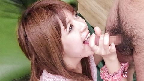 変態美少女葵みゆ~グループフェラ...