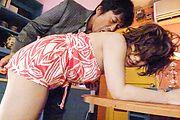 Asian milf porn with appealingRirisu Ayaka Photo 11