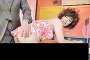 Big titsRirisu Ayakagets naughty on a big dong Photo 12