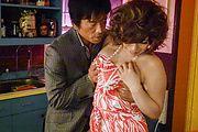 Asian milf porn with appealingRirisu Ayaka Photo 3