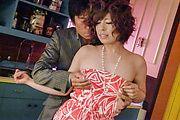 Asian milf porn with appealingRirisu Ayaka Photo 4