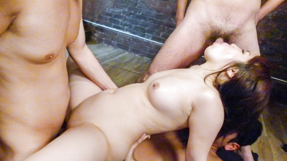 Stream S Model 74 ~Gangbang with a country girl~ Movie 2