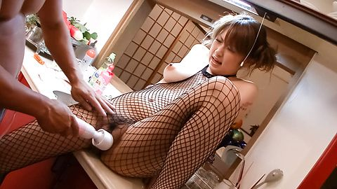 Madoka Ayukawa gets vibrator on...