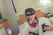 Asian schoolgirl, Miho, having a wild fuck on cam  Photo 1