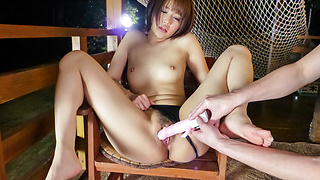 Merci Beaucoup DV 12 Cum on The Beach : Saya Tachibana - Video Scene 1
