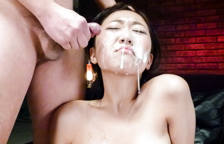 Akina Nakahara playing rough with asian didlo japanese porn, sexy asian