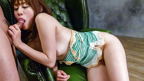 Asian amateur scenes along...