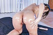 Hot Asian blowjob on two cocks withYume Mizuki Photo 8