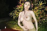 Dashing Asian blowjob by naughty Sofia Takigawa Photo 4