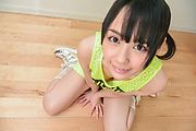 Strong Asian blowjob to please horny Ruka Kanae Photo 1