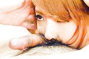 Mind blowing scenes of Asian blowjob withChieri Matsunaga Photo 12