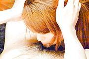 Mind blowing scenes of Asian blowjob withChieri Matsunaga Photo 9