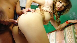 Asian anal stimulation for cock suckingHonoka Kuriyama