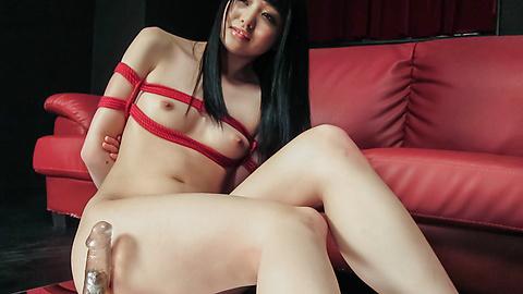 ドM美乳ギャル~強制ディルドーオ...