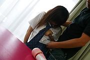 Naughty Teen Miku Airi Takes Cock In Her Uniform Photo 12