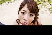 Astounding blowjob with big titsMayuka Akimoto Photo 7
