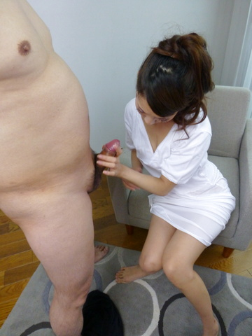 Hot Japanese blowjob with sexy Rei Mizuna  Photo 6