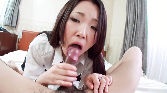 Japanese amateur porn with lustful Miyuki  Photo 11