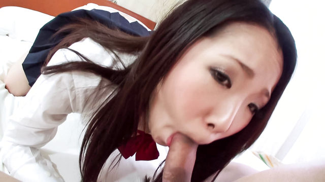 Japanese amateur porn with lustful Miyuki  Photo 9
