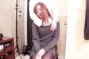 Nana Kawase is fucked and gives head in asian POV  Photo 2