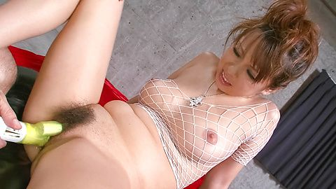 Sexy and hot fuck babe Asuka...