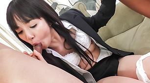 Asian gangbang porn show with kinkyKotomi Asakura