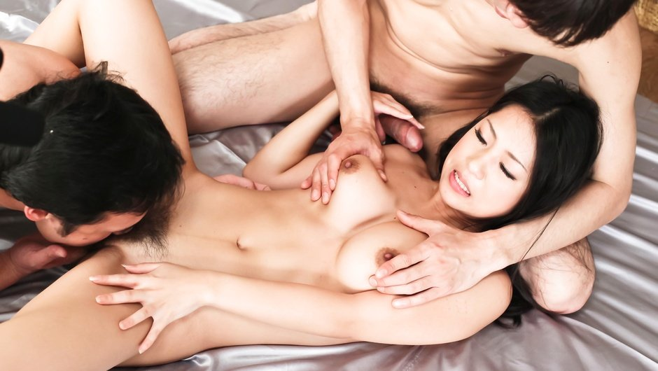 Pretty Asian babe Suzuki Satomi shagged hard and good