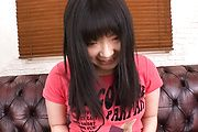 Hina Maeda shaves her pink japanese pussy Photo 7