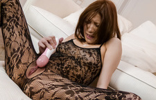 Asian milf Tsubasa Aihara enjoys raw pussy masturbation  asian nude, hot asian girls