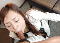 Hot amateur asian Kosaka gets her tight pussy pounded