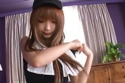 Great POV cock sucking video with Sana Anzyu Photo 6