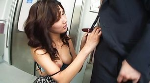 Yui Hatano having a great outdoor public fuck