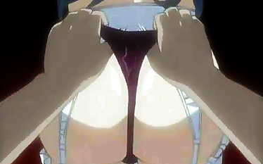 Teen Anime Having Dog Style Sex