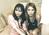 Best group sex that you will see! Sakura Kiryu, Akari Kimishima